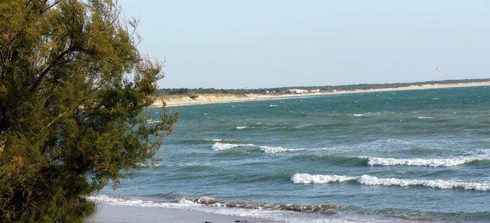 Gite Vendée vue mer